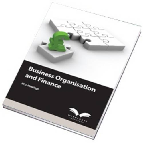 Business Organisation and Finance (Risk management series)