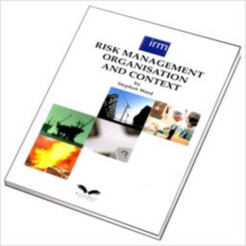 9781856092982: Risk Management: Organisation and Context
