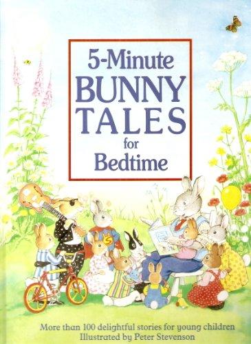 9781856130240: Five Minute Bunny Tales-Rep