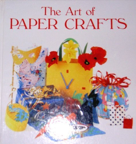9781856130318: THE ART OF PAPER CRAFT