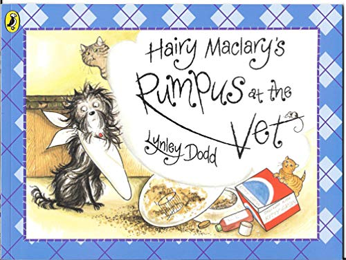 9781856130783: Hairy Maclary's Rumpus at the Vet