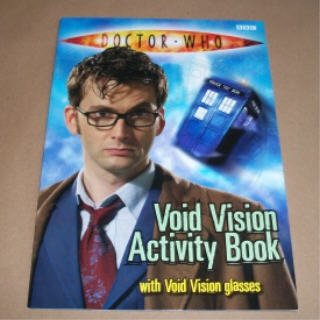 9781856131629: Doctor Who: Void Vision Activity Book