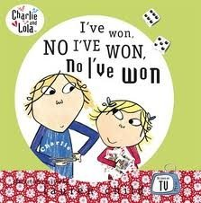 9781856131872: I've won, no I've won, no I've won (Charlie and Lola)