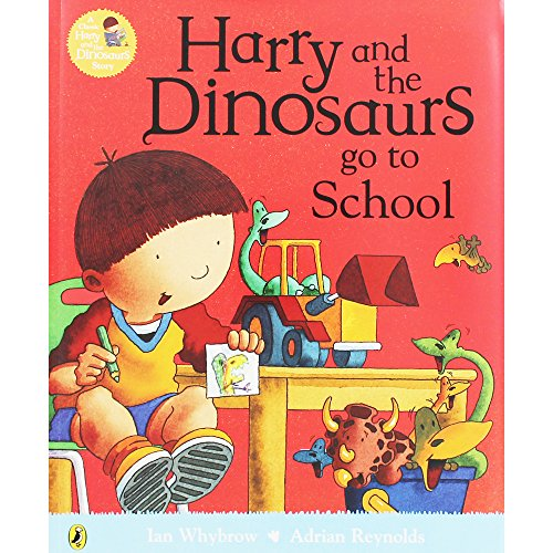 9781856132343: Harry and the Dinosaurs Go to School