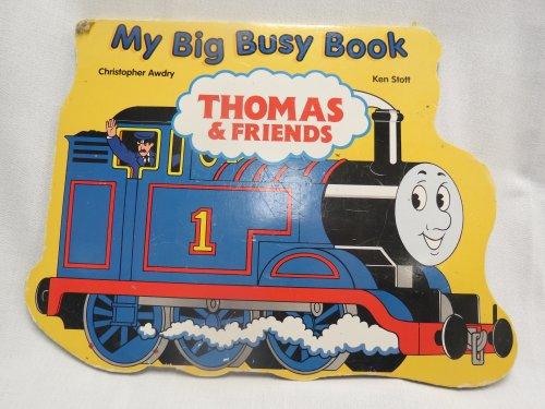 9781856132350: Thomas Big Busy Board Book