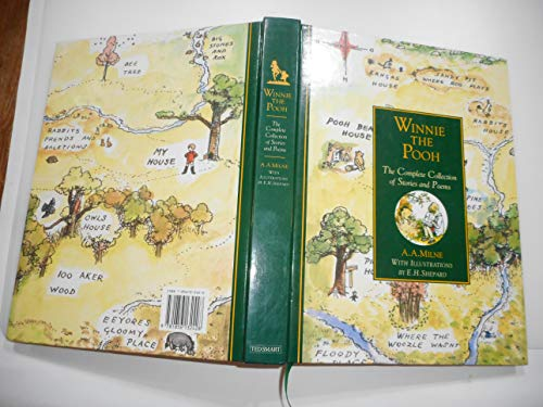 9781856132428: Winnie The Pooh : The Complete Collection of Stories & Poems