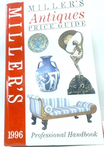 9781856132565: Miller's Antiques Price Guide 1996
