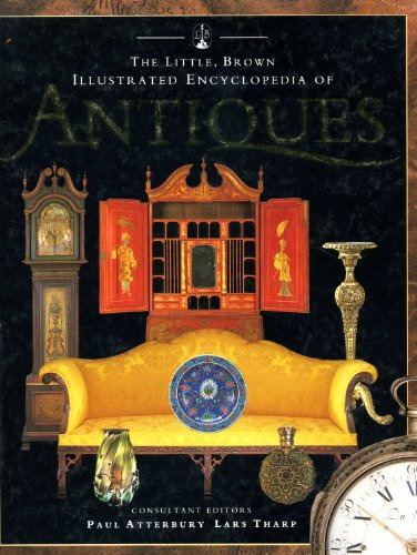 9781856132831: The Little Brown Illustrated Encyclopedia of Antiques