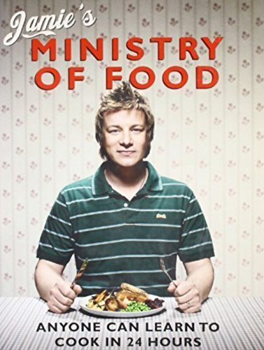 9781856132848: Jamie's Ministry of Food: Anyone Can Learn to Cook in 24 Hours