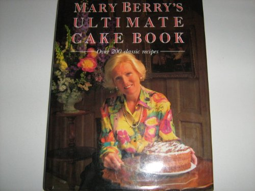 9781856133708: Mary Berry's Ultimate Cake Book: Over 200 classic recipes