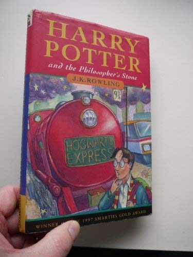Harry Potter and the Philosopher's Stone: Rowling, J.K.