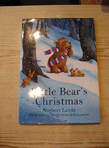 9781856134903: Little Bear's Christmas