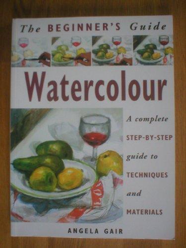 9781856136327: Watercolour