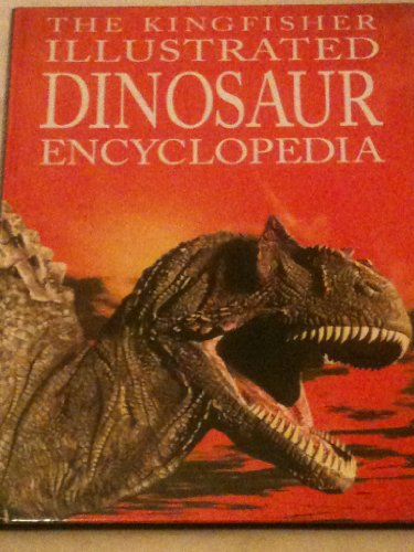 9781856136600: Kingfisher Dinosaur Encyclopedia