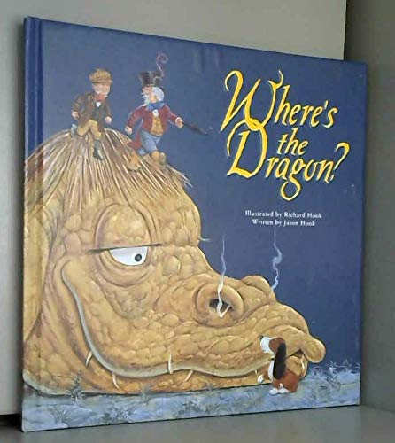 9781856136778: Wheres the Dragon?