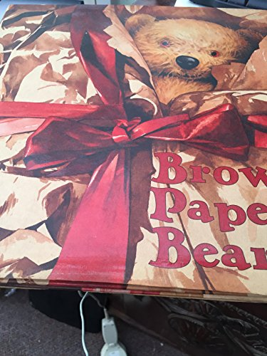 9781856136945: Brown Paper Bear