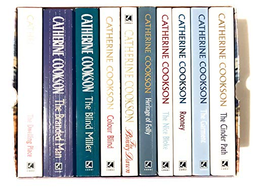 CATHERINE COOKSON COLLECTION 10 BOOKS IN SLIPCASE: CATHERINE COOKSON
