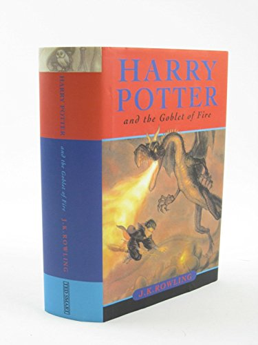 9781856137690: Harry Potter and the Goblet of Fire