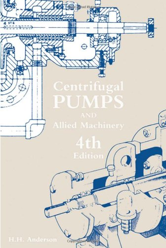 9781856172318: Centrifugal Pumps and Allied Machinery