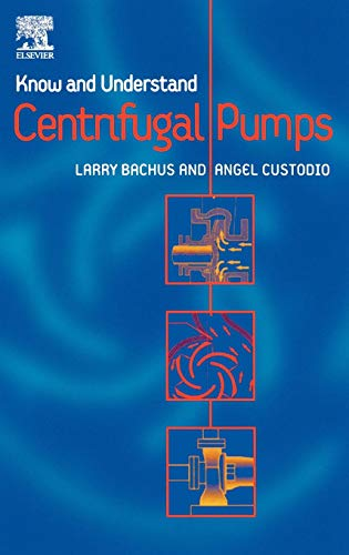 9781856174091: Know and Understand Centrifugal Pumps