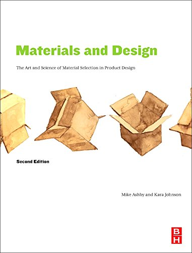 9781856174978: Materials and Design, Second Edition: The Art and Science of Material Selection in Product Design