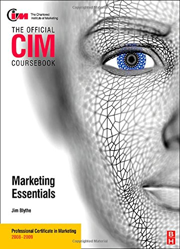 9781856175036: CIM Coursebook Marketing Essentials