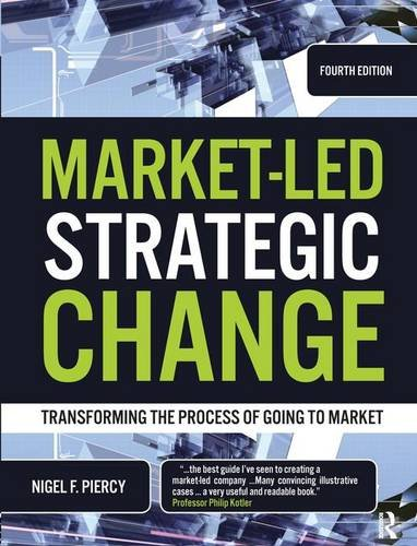 9781856175043: Market-Led Strategic Change: Transforming the Process of Going to Market