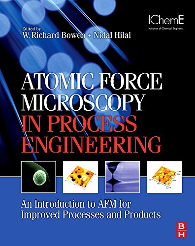 Atomic Force Microscopy in Process Engineering An Introduction to AFM for Improved Processes and ...