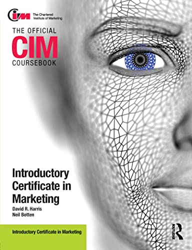 9781856175241: CIM Coursebook 08/09 Introductory Certificate in Marketing