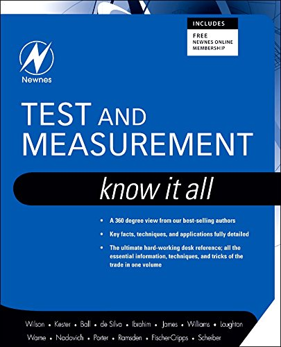 9781856175302: Test and Measurement: Know It All