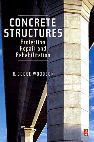Concrete Structures: Protection, Repair and Rehabilitation (Paperback): R. Dodge Woodson