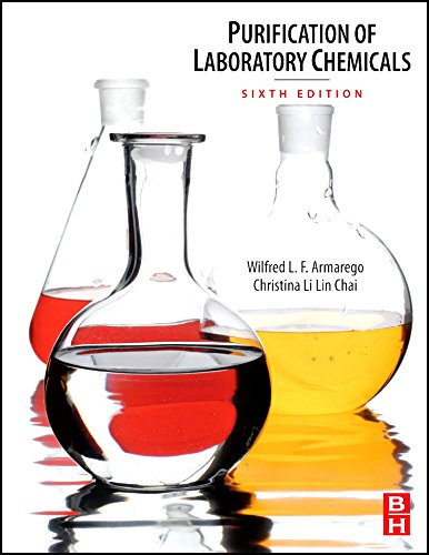 9781856175678: Purification of Laboratory Chemicals