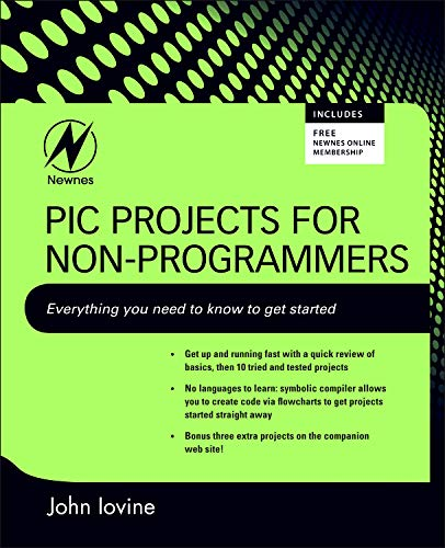 9781856176033: PIC Projects for Non-Programmers