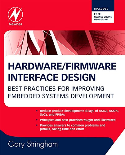 9781856176057: Hardware/Firmware Interface Design: Best Practices for Improving Embedded Systems Development
