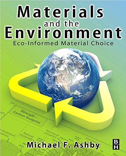 Materials and the Environment: Eco-informed Material Choice: Ashby, Michael F.
