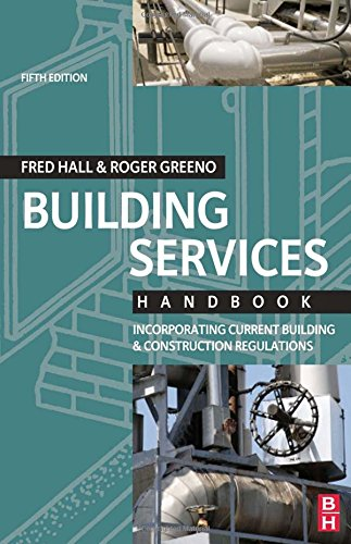 9781856176262: Building Services Handbook, Fifth Edition: Incorporating Current Building & Construction Regulations