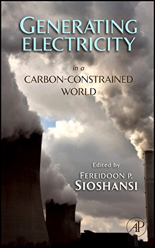 9781856176552: Generating Electricity in a Carbon-Constrained World