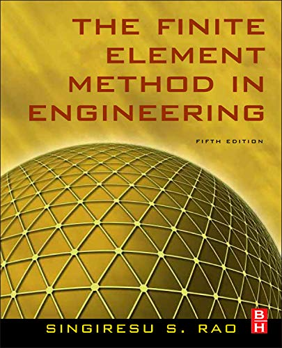 9781856176613: The Finite Element Method in Engineering, Fifth Edition