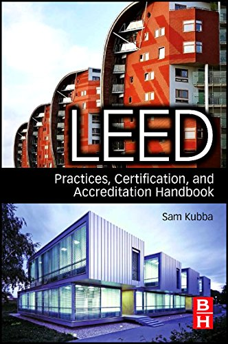9781856176910: LEED Practices, Certification, and Accreditation Handbook