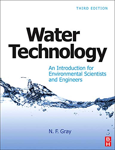 9781856177054: Water Technology: An Introduction for Environmental Scientists and Engineers, 3rd Edition