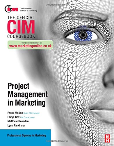 9781856177153: CIM Coursebook: Project Management in Marketing