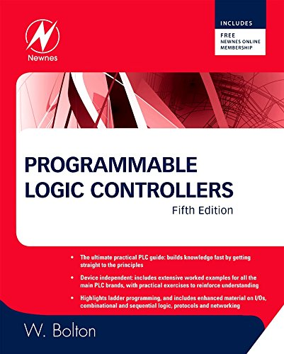 9781856177511: Programmable Logic Controllers, Fifth Edition
