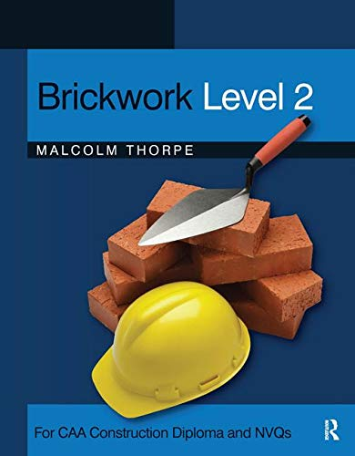 9781856177658: Brickwork Level 2: For CAA Construction Diploma and NVQs