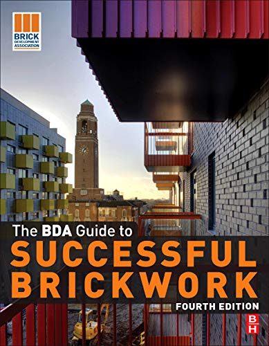 9781856177726: BDA Guide to Successful Brickwork, Fourth Edition