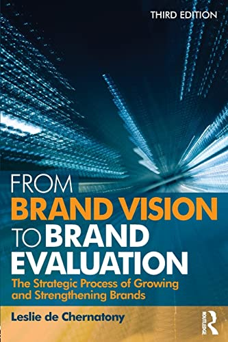 9781856177733: From Brand Vision to Brand Evaluation (Volume 2)