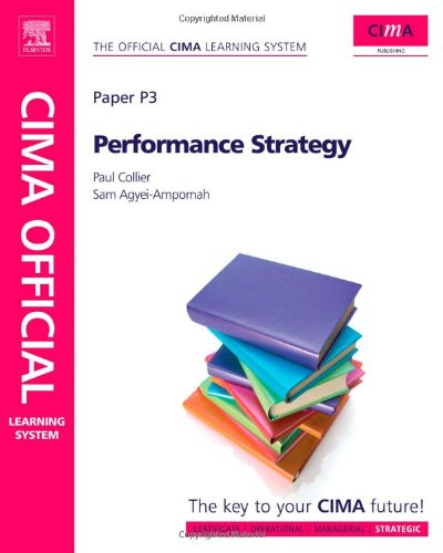 9781856177955: CIMA Official Learning System Performance Strategy, Sixth Edition