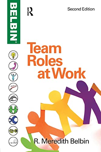 9781856178006: Team Roles at Work
