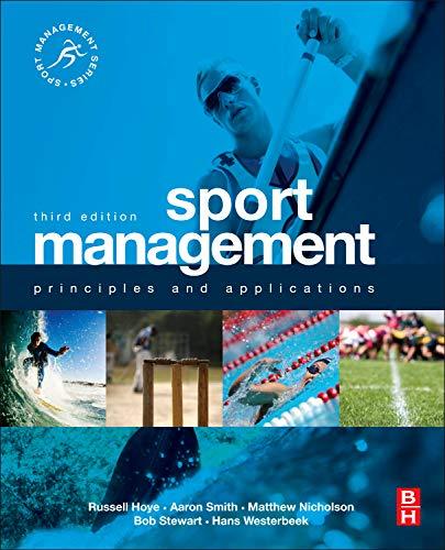 9781856178198: Sport Management: Principles and Applications (Sport Management Series)