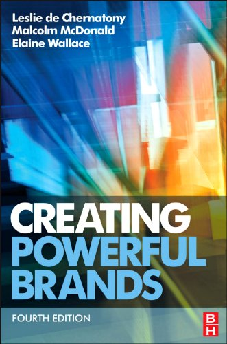 9781856178495: Creating Powerful Brands (Volume 1)