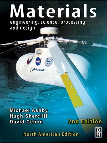 Engineering Science Processing And Design: Michael Ashby